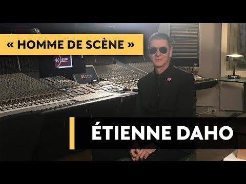 ETIENNE DAHO : homme de scène mp3