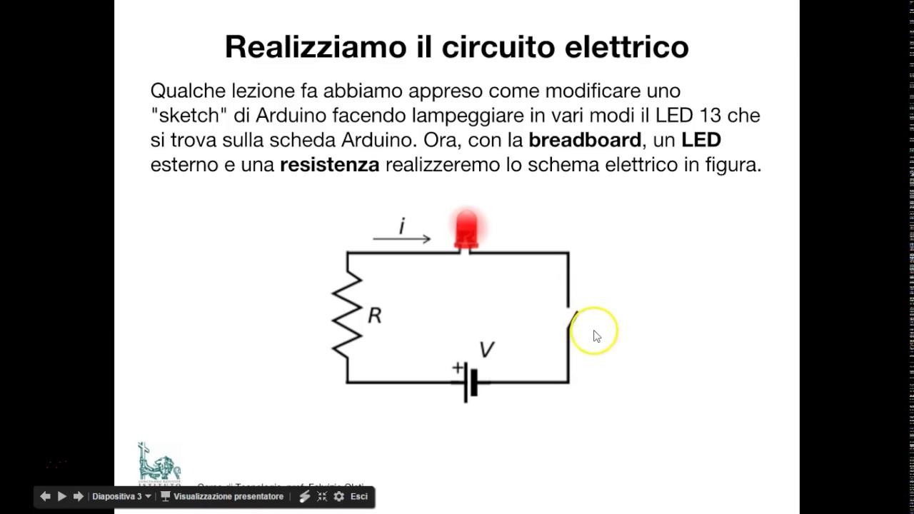 Schemi Elettrici Di Circuiti : Circuiti elettrici robocorso corso di tecnologia per la scuola