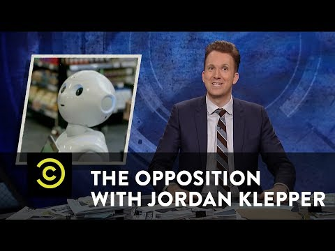 At War with Machines - The Opposition w/ Jordan Klepper