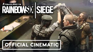 Rainbow Six Siege: The Program - Official CinematicTrailer