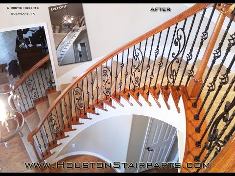 Attirant Cheap Stair Parts   How To Remodel Your Stair Www.AffordableStairparts.com