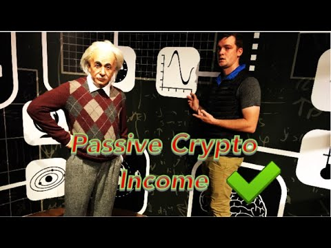 Building Passive Income Steams With Crypto Currency