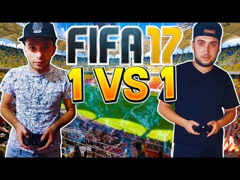 Duelul Gigantilor - XBRAKER vs CIOABA - FIFA 17 1 vs 1