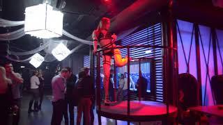 Перформанс в клубе МИКС ! BDSM SHOW - БДСМ театр СЕКС МИССИЯ - фетиш фрик шоу !
