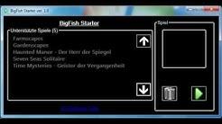 BigFish Starter - BigFish Spiele unbegrenzt spielen! //Download: Dropbox (German)