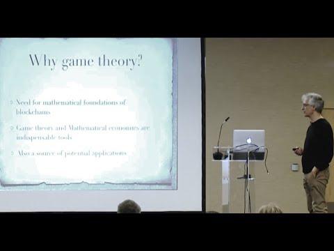 IOHK | Prof. Elias Koutsoupias, Why game theory?