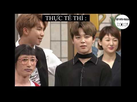[BTS Funny #1 ]  Sự thật bao giờ cũng trái ngang  = )))