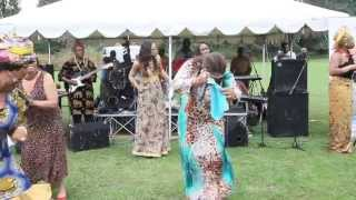 Amazin Performing at The Igbo Festival Of Arts & Culture 12.07.2014