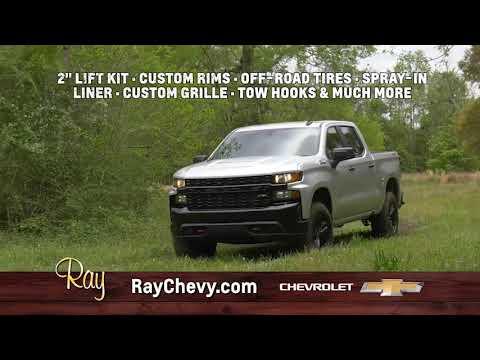 Used Trucks For Sale In Louisiana >> Ray Chevrolet Lafayette New Iberia Chevrolet Dealer In
