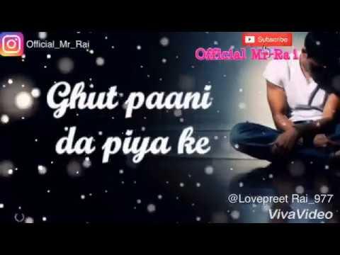 mr rai New Punjabi Song 2011   khanjar  ...