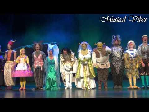Finale Shrek de Musical