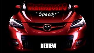 Review: Mazdaspeed 3