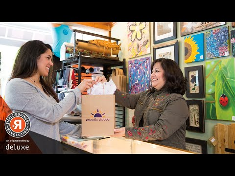 Local Art Has a Home at 'Eclectic Shoppe' | Small Business Revolution - Main Street: S1E7