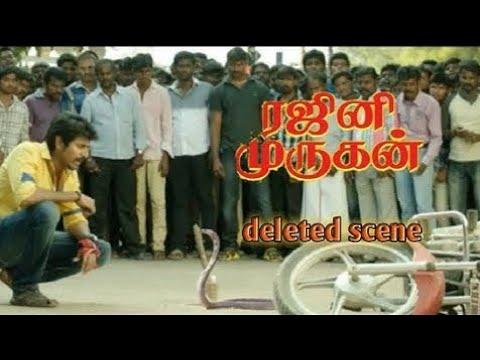 Download Rajini Murugan deleted scene   sivakarthikeyan   ponram   Keerthi Suresh   Cine Plus