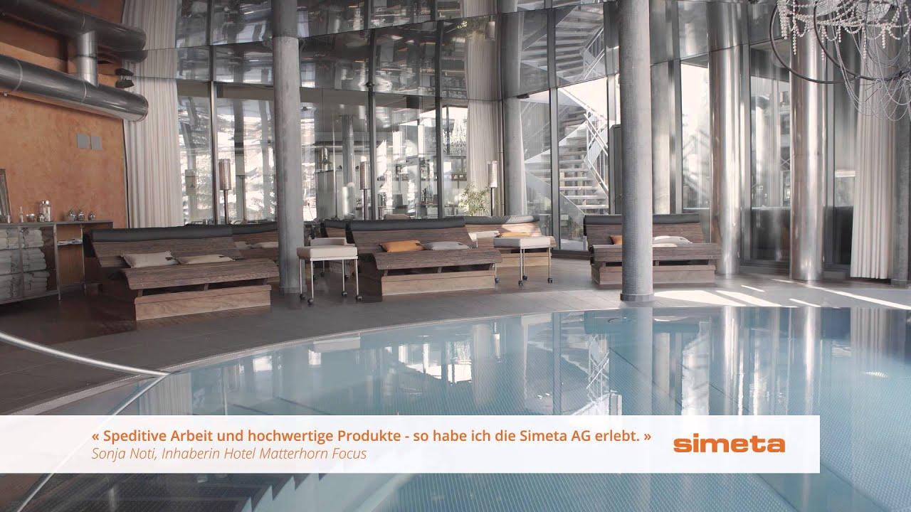 Hotel matterhorn focus zermatt youtube for Design hotel matterhorn focus