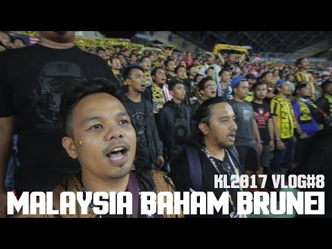 Tifo Arena@KL2017 | Chapter 8: Malaysia Baham Brunei | Bola Sepak Lelaki | Astro Arena