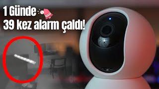 Sinek yakalayan kamera! Xiaomi Mi Home 360