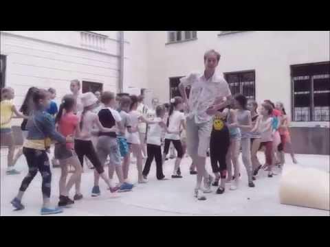 танцевальный лагерь, Обнинск, ДК ФЭИ,