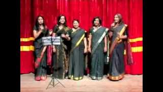 INDIRA KIDS Version Of Kolaveri Di...Song by teachers on convocation 2012