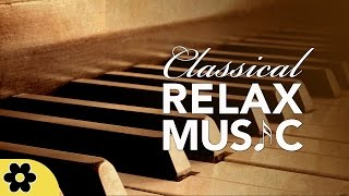 Music for Relaxation, Classical Music, Stress Relief, Instrumental Music, Background Music, ♫E175D