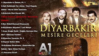 Diyarbakır Mesire Geceleri - Biner Faytona / Ağlama Yar / Ben Usene Giderim