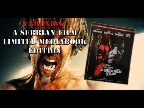 Unboxing - A Serbian Film - Limited Mediabook Edition - UNCUT