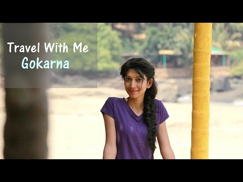 Travel With Me - Gokarna (Indian Youtuber)