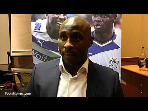 Jason Roberts: AFCAR The Game - Friends of Caribbean vs Friends of Africa Family Day