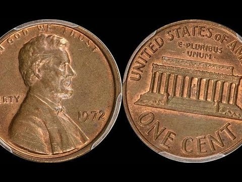 This 1972 Lincoln Cent Is One Of The Top 5 Most Valuable