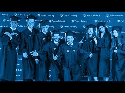 Valedictorians Reflect on Yeshiva University Experience