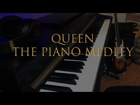 Queen - The Piano Medley [Piano Cover]