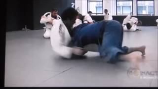 Two great athletes and world champions BJJ vs Judo Ne waza Friendly rolling