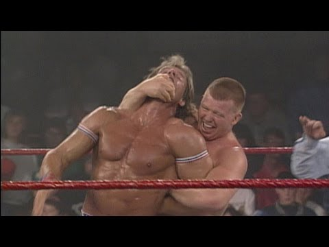 Lex Luger vs. Bob Backlund: Raw, October 31, 1994 thumbnail