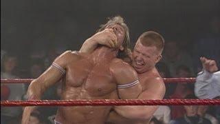 Lex Luger vs. Bob Backlund: Raw, October 31, 1994
