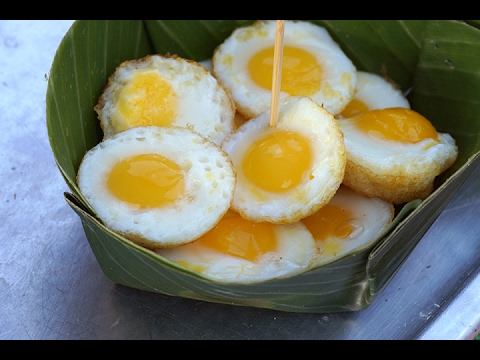 50 EGG STREET FOODS | AMAZING COLLECTION OF STREET EGG RECIPES |