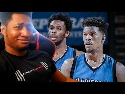 WHY THE JIMMY BUTLER TRADE WAS SMART FOR THE BULLS REACTION!