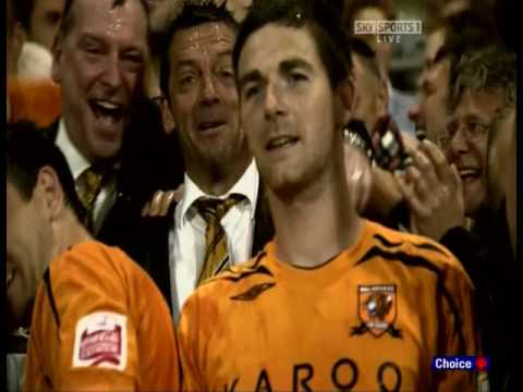Bristol City v Hull City Play Off Final 2007-08