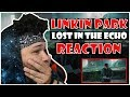 🎤 Hip-Hop Fan Reacts To Linkin Park - Lost In The Echo 🎸
