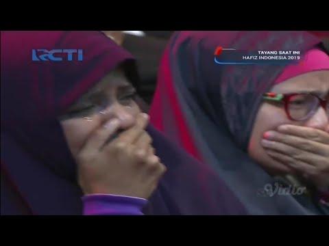 Satu studio menangis naja hafiz indonesia pulang