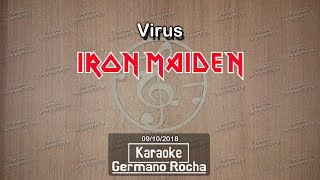 Iron Maiden - Virus (Karaoke)
