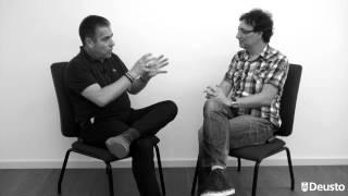 Rogelio Fernández habla con Pablo Cueva Entrevista con Pablo Cueva, presidente del Consorcio de Inteligencia Emocional