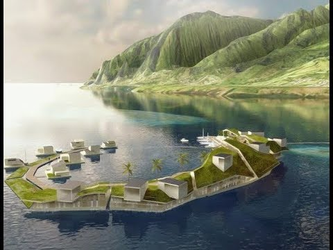World's first floating nation is set to launch in Pacific Ocean