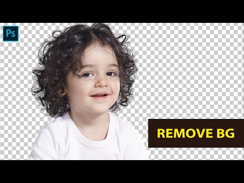 How To Remove Background In Photoshop Cs6 In Hindi | Using Background Eraser Tool