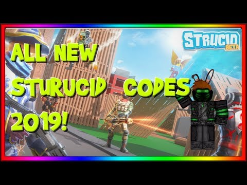 ALL ROBLOX Strucid CODES *2019* (ROBLOX)