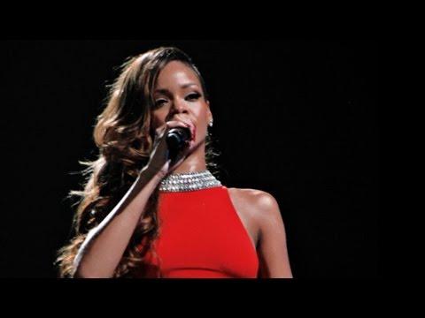 Rihanna: Take A Bow (Live at Diamonds World Tour) DVD