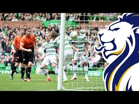 Extended highlights as Celtic win on Premiership trophy day
