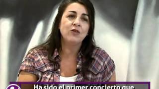 Amparo Sánchez en Leganés