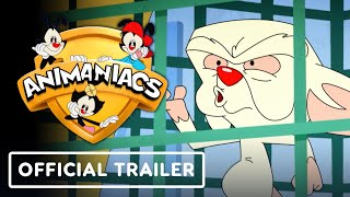 Animaniacs - Official Trailer (2020)