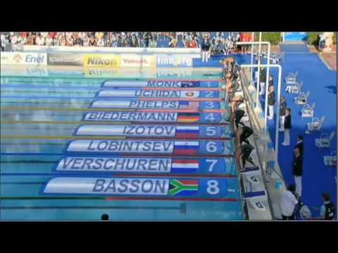Men's 200 Freestyle Final (World Record) - Rome 2009