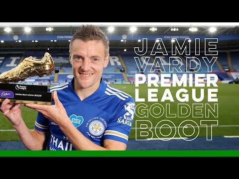 Golden Boot Winner   All 23 Jamie Vardy Premier League Goals   2019/20